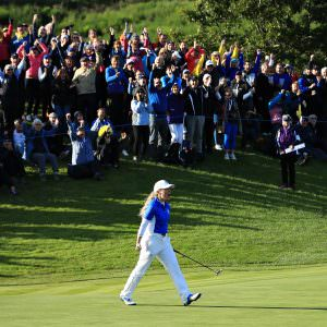 Solheim Cup scores, tee times and pairings