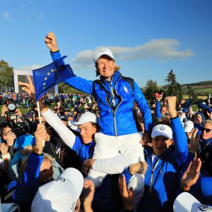 Super Suzann seals Solheim Cup victory