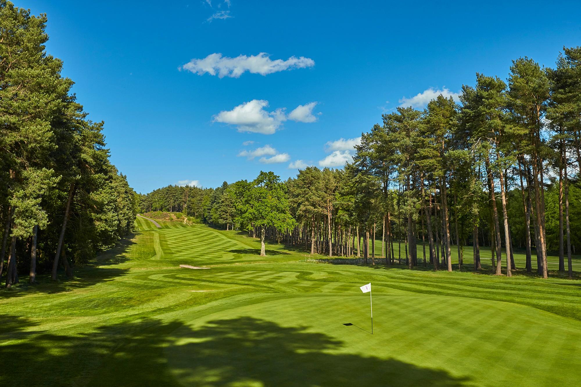 Foxhills Longcross Golf Club   National Club Golfer Top ...