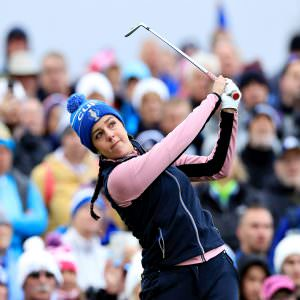 My perfect Solheim, Suzann and slow play