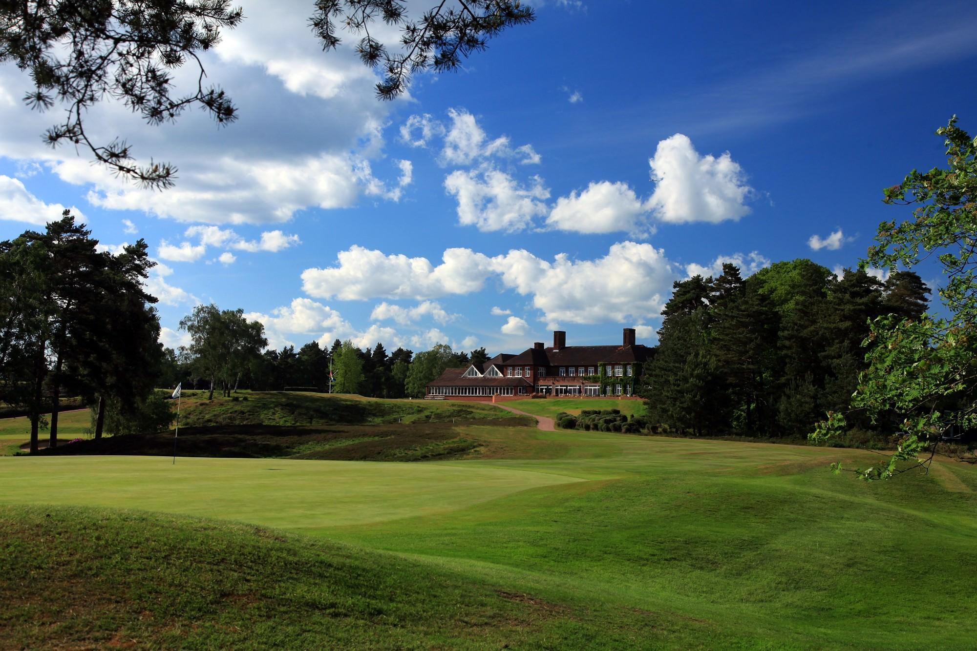 The Berkshire Blue Golf Club   National Club Golfer Top ...