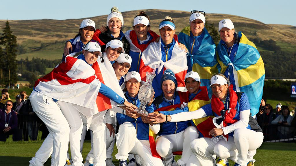Can women's golf push on after a stunning Solheim Cup?