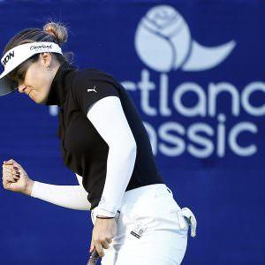 Scoring record smashed as Green grabs second LPGA title