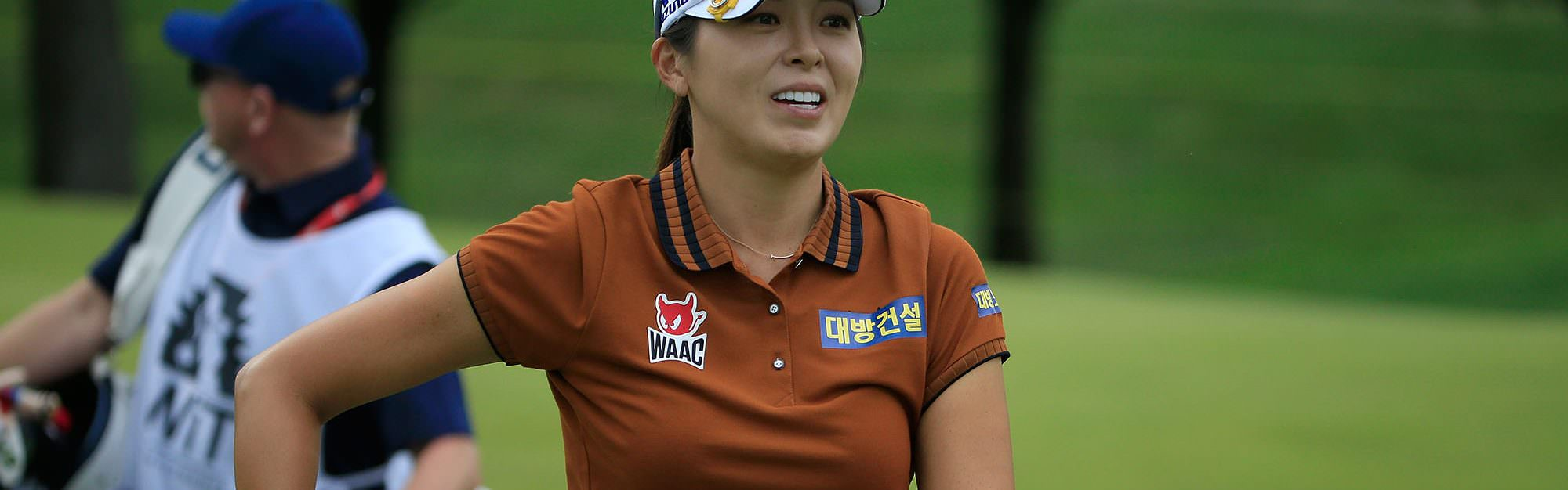 It's Hur time again: Mi Jung claims fourth LPGA title