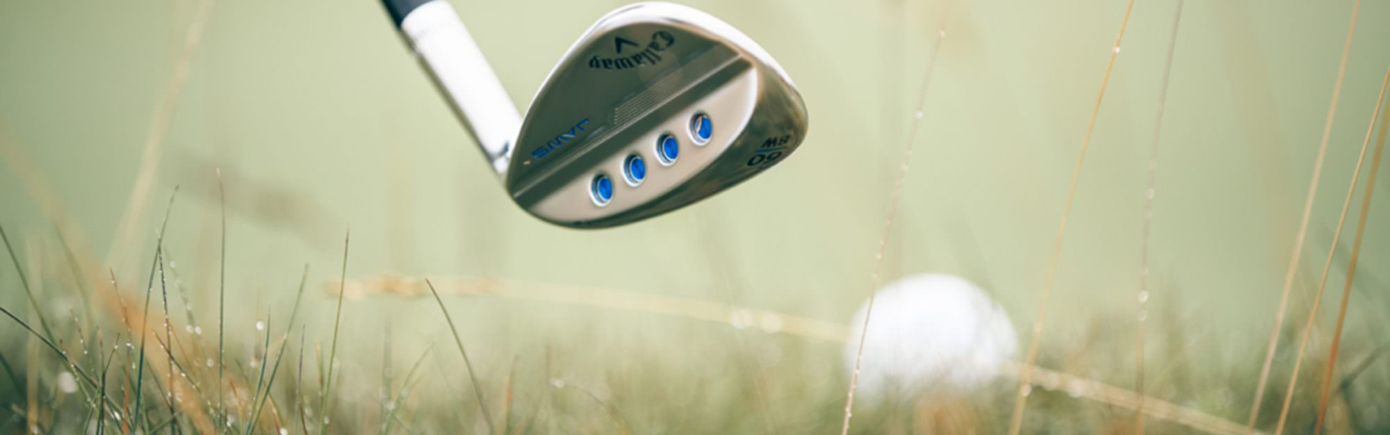 Never go in the water again with Callaway's new Jaws wedges