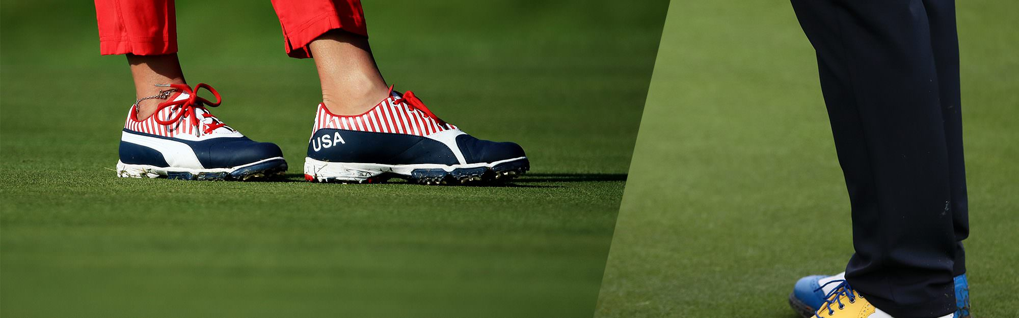 Solheim Cup of shoes - the best footwear on show at Gleneagles