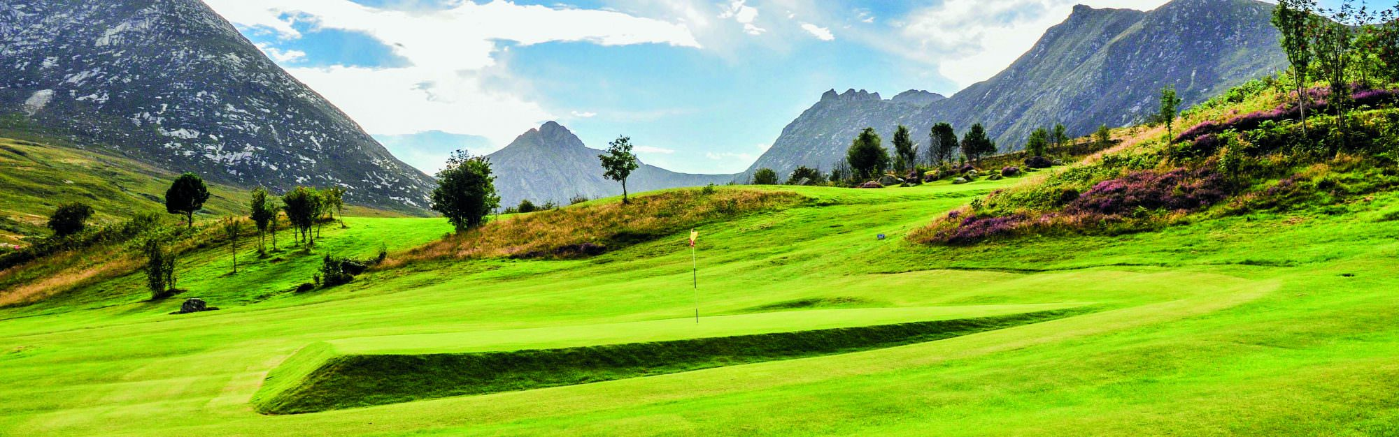 Why you should find time to play nine holes in Scotland