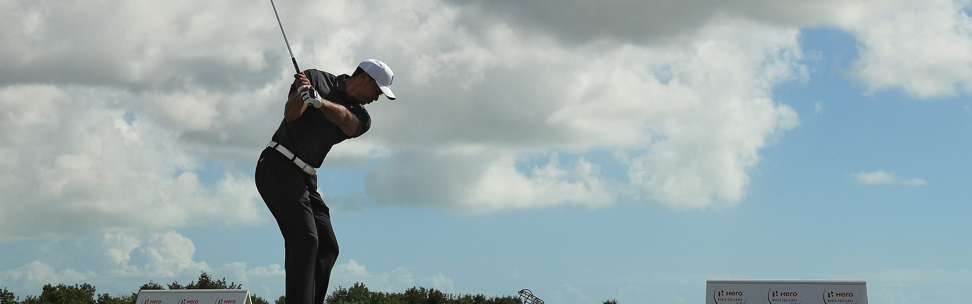 Perfect swing? Tiger doesn't fall into that trap and neither should you