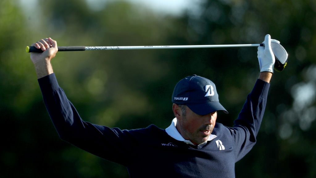 Rules drama: Was Kuchar allowed to do what he did?
