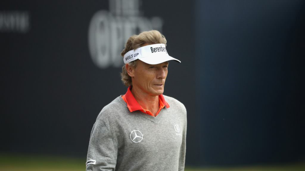 'Golf is unique - players can still get better at 40, 50, 60'