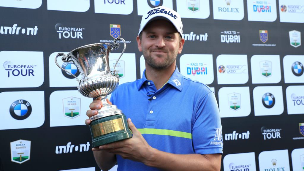 Race to Dubai has a new leader as Wiesberger cashes in
