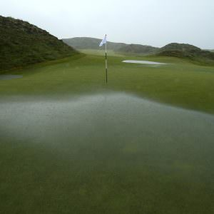 Why is your course closed? This is how much damage the rain is doing