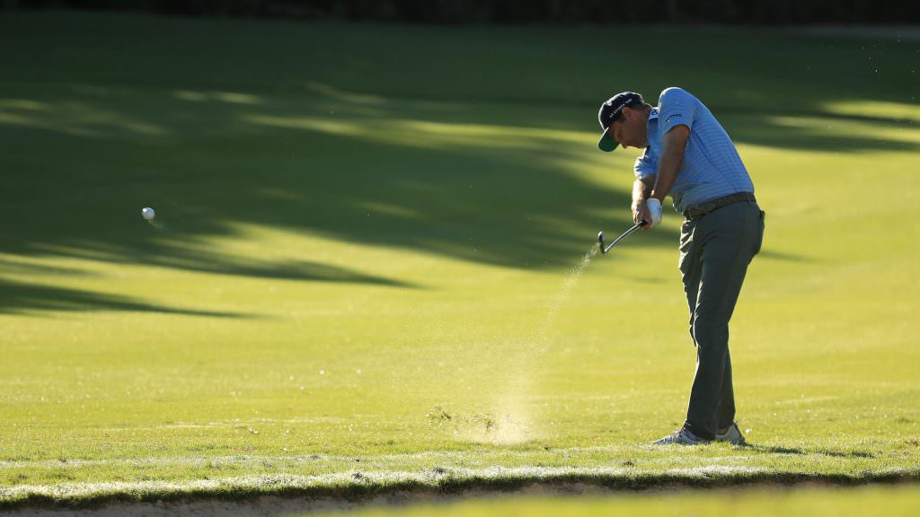Meet the three-time PGA Tour winner who overcame full-swing yips