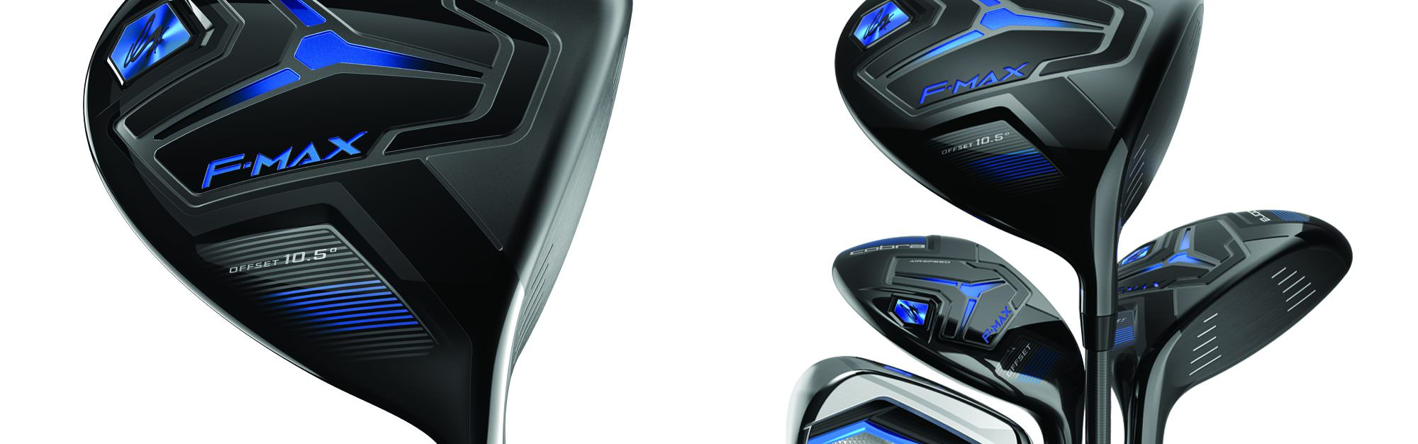 Cobra reveal lightest ever golf clubs