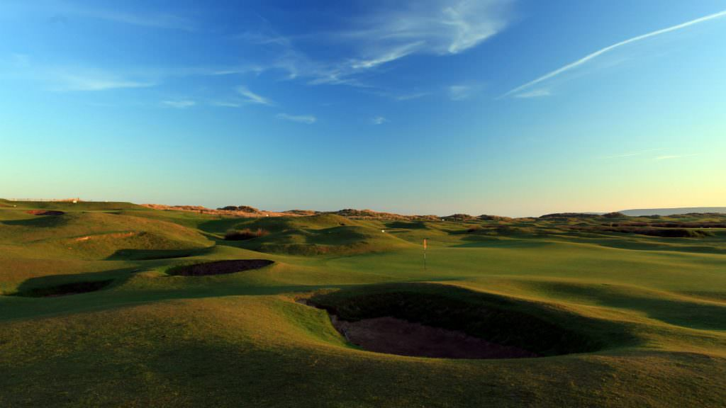 'Royal North Devon achieves the joy of golf better than most'