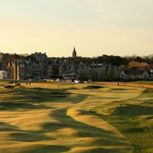 I've played cricket at Lord's and golf at the Old Course – which is better?