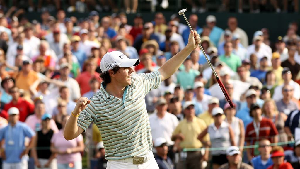 Quick 9: Rory's best ever shots