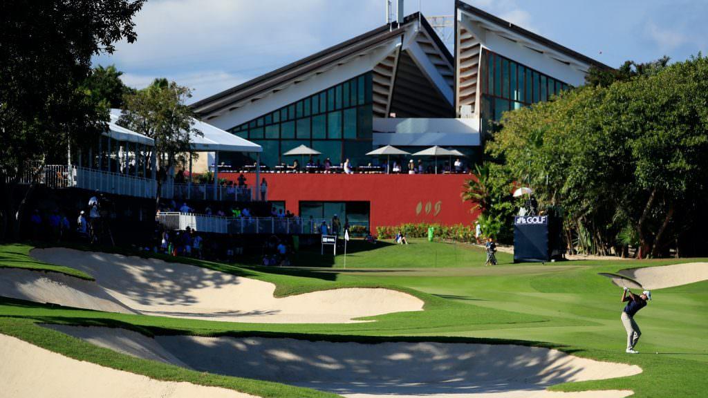 Mayakoba Golf Classic leaderboard