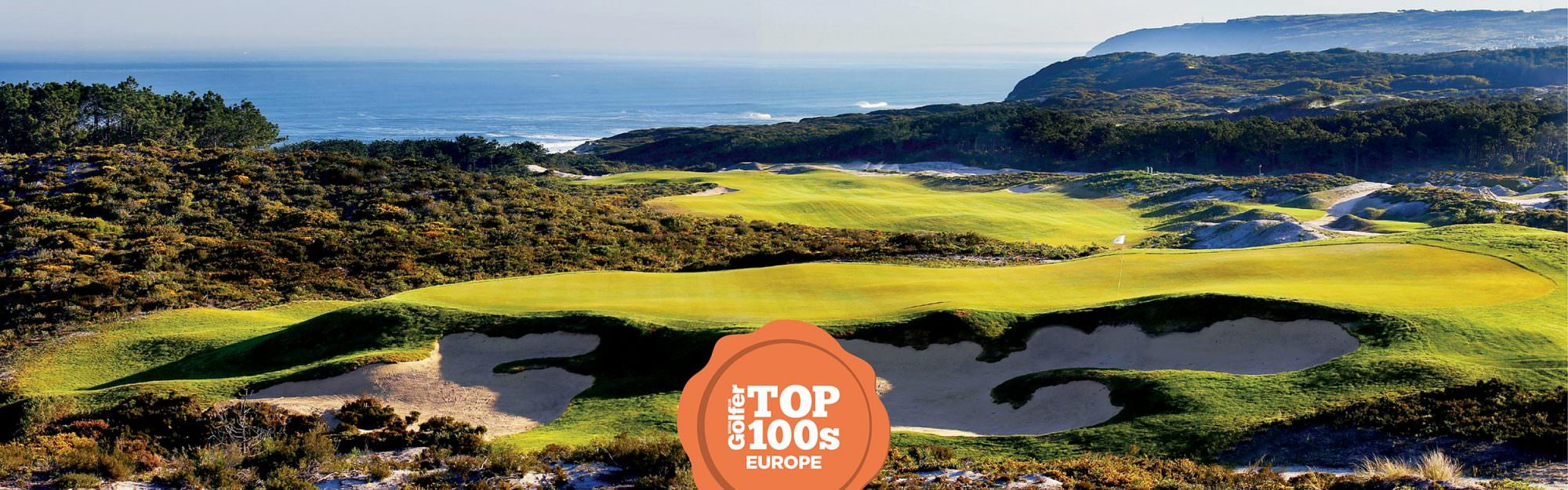 NCG's Top 100 Golf Courses in Continental Europe