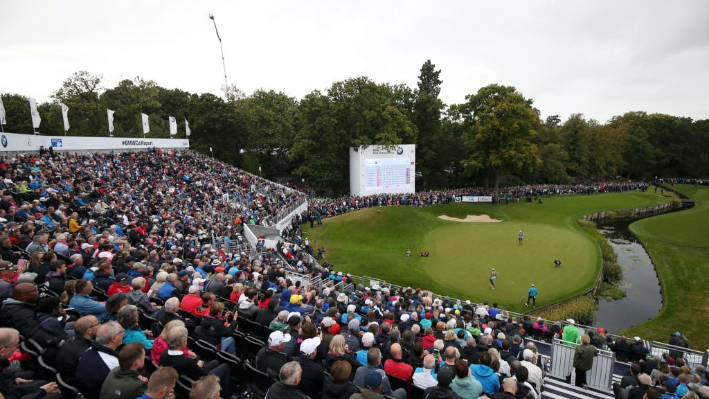 WIN: Tickets to the 2021 BMW PGA Championship
