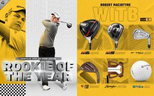Robert Macintyre WITB 2019