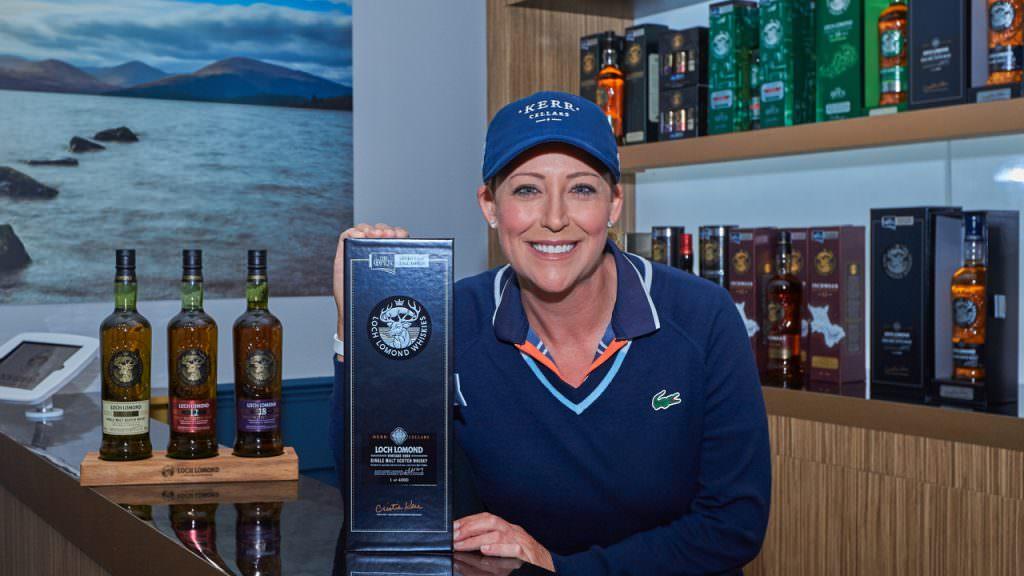 Win a bottle of the Cristie Kerr Loch Lomond Vintage 2002 single malt!