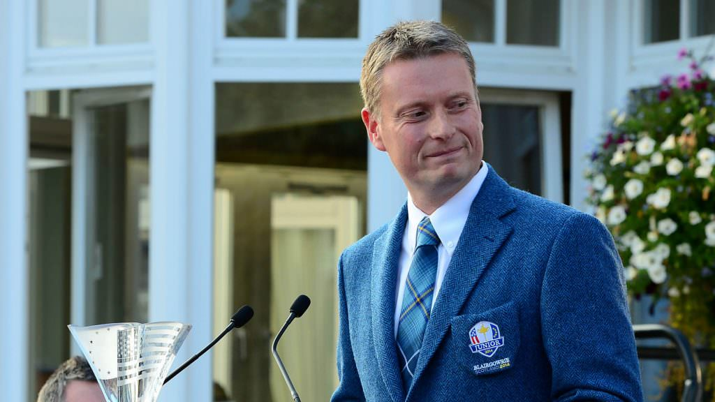New GB&I Walker Cup captain named