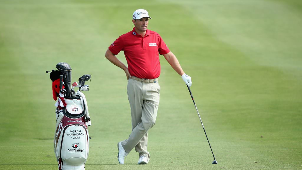 Harrington: Play the Ryder Cup – even if I have to pick the whole team