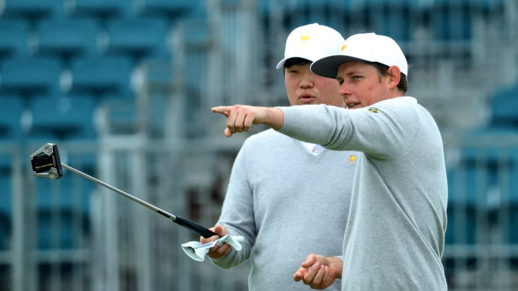 Presidents Cup Scores, tee times and TV Coverage