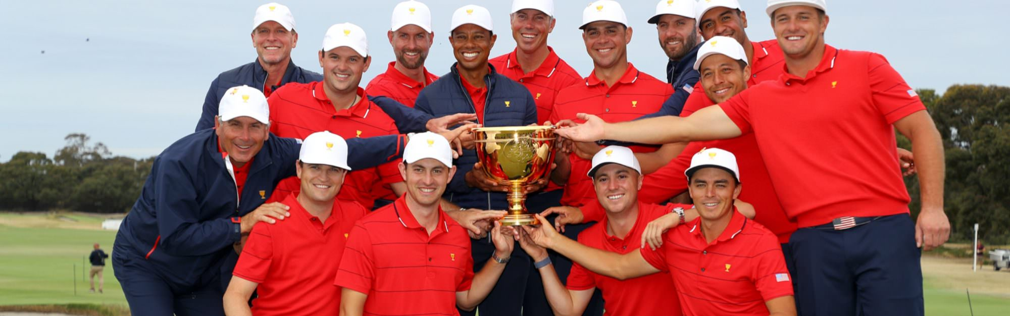 Woods makes history and inspires USA to Presidents Cup victory