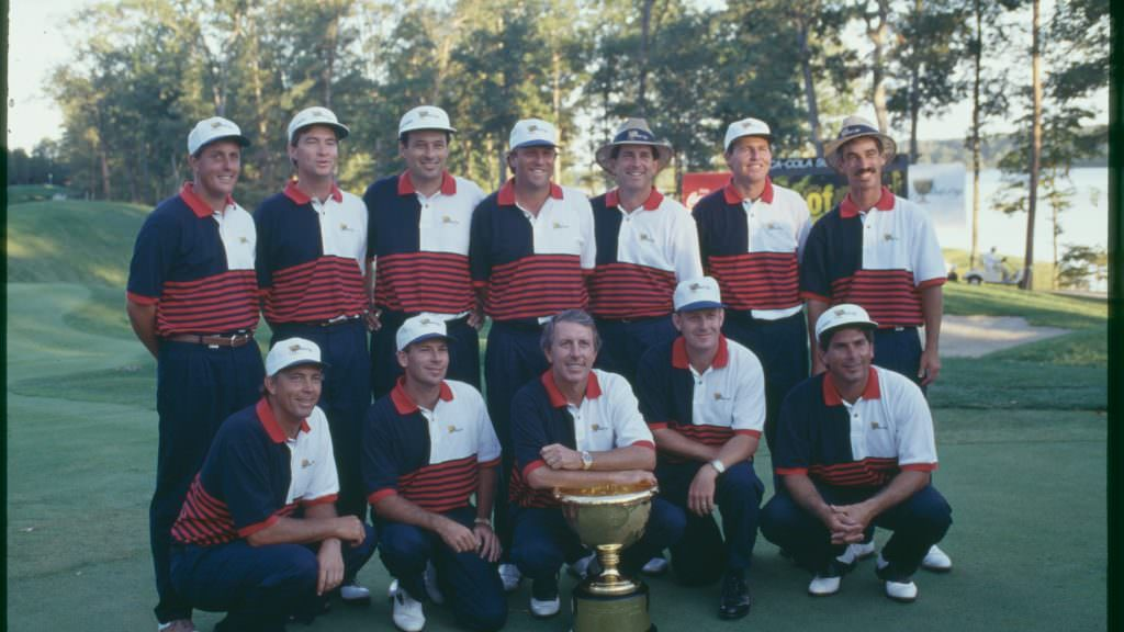 Quick 9: The worst Presidents Cup outfits