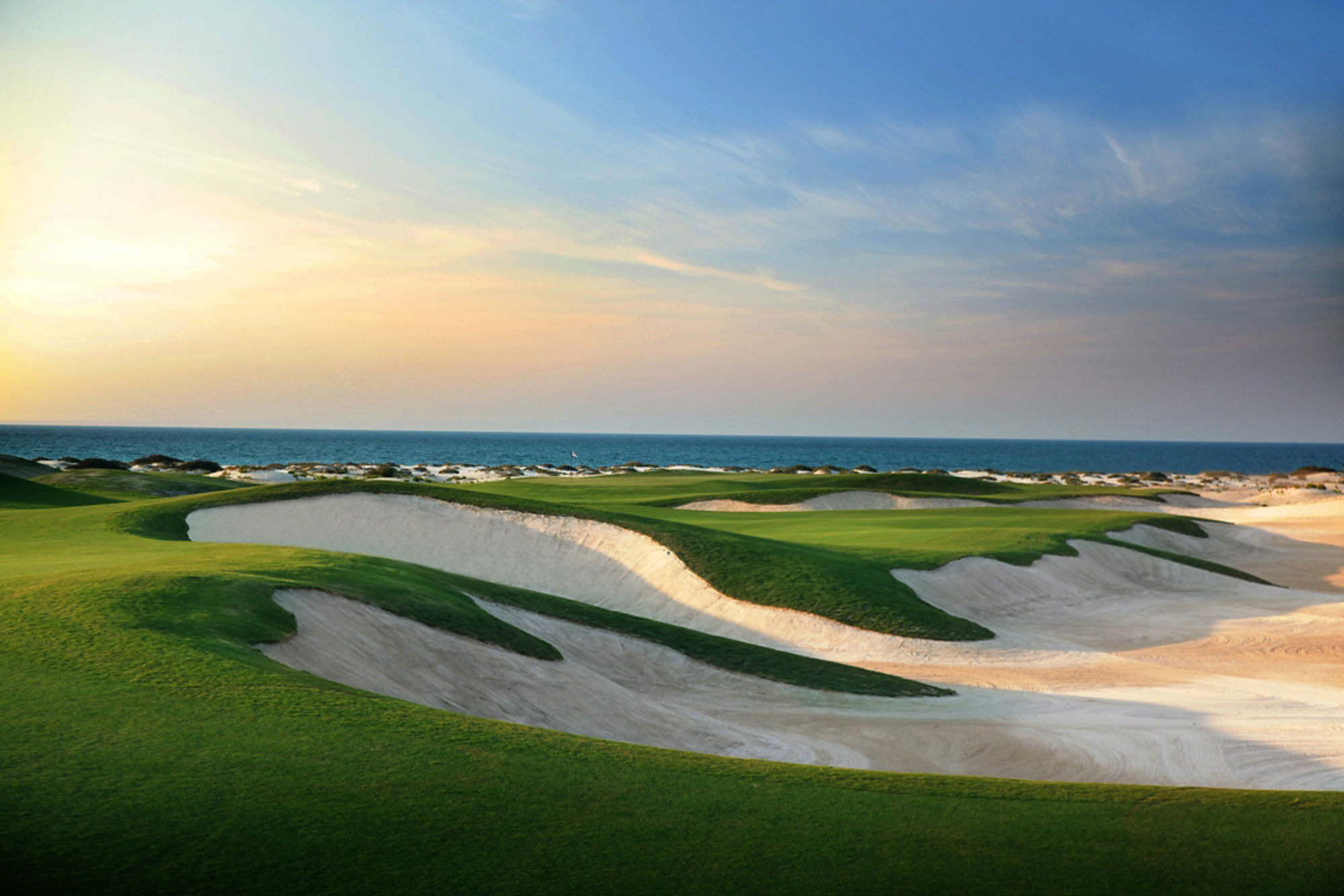 Saadiyat Beach | National Club Golfer