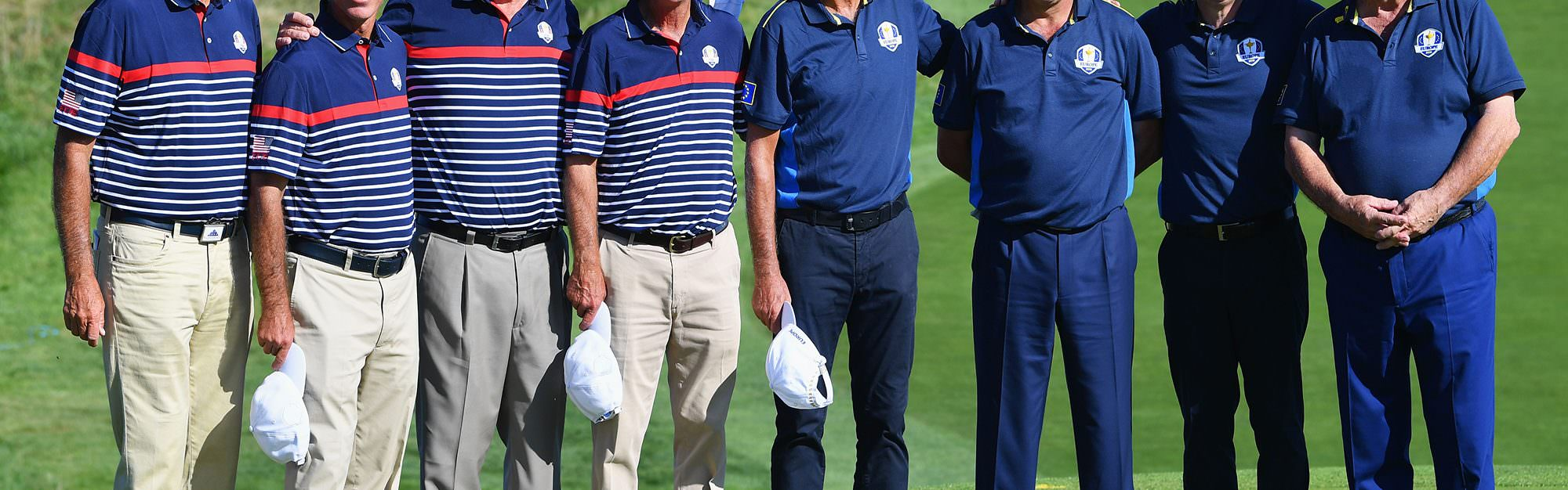 Is a Senior Ryder Cup on the horizon? McGinley's keen to open talks
