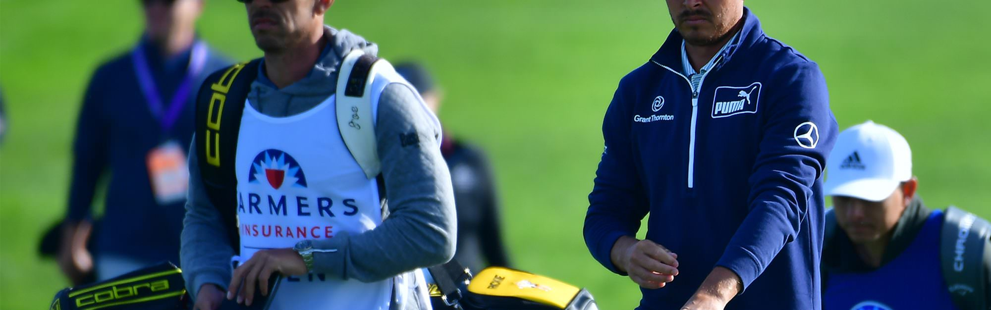 What's in Rickie Fowler's bag?