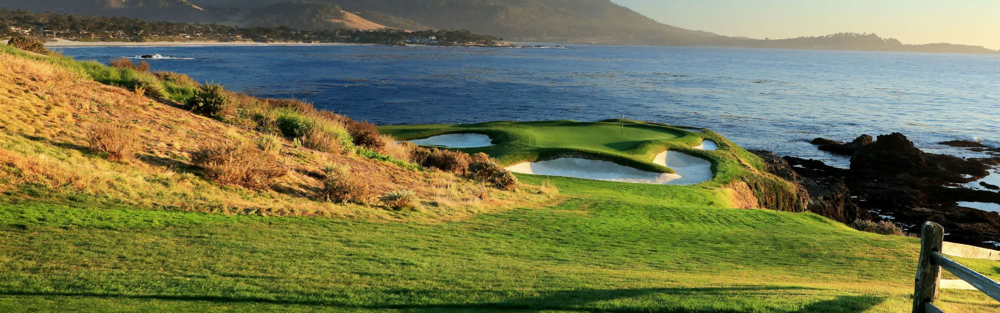 Would you pay the extortionate green fee to play Pebble Beach?