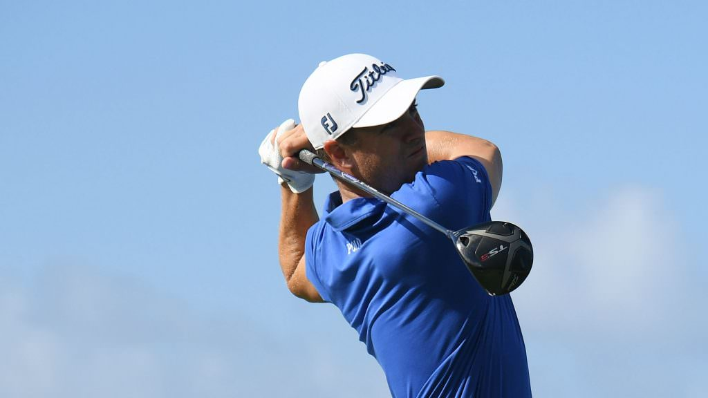 What's in Justin Thomas's bag?