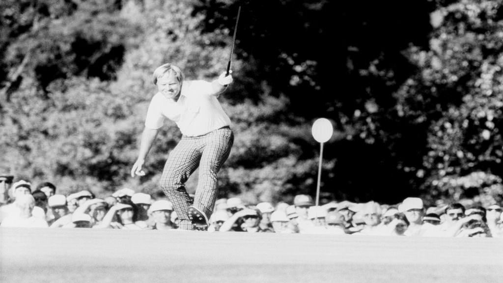 Nicklaus and the '86 Masters – in his own words