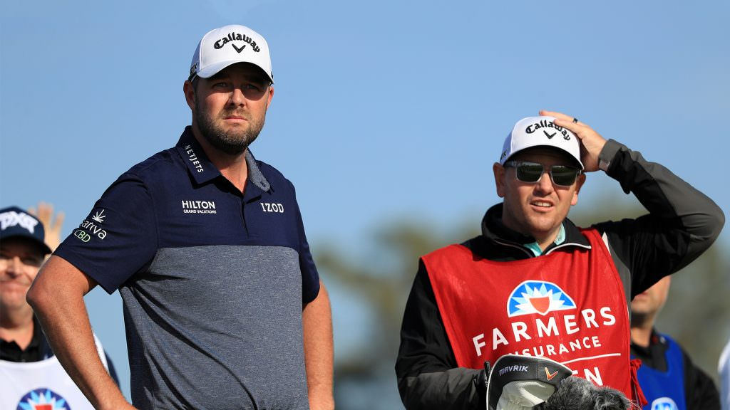 What's in Marc Leishman's bag?
