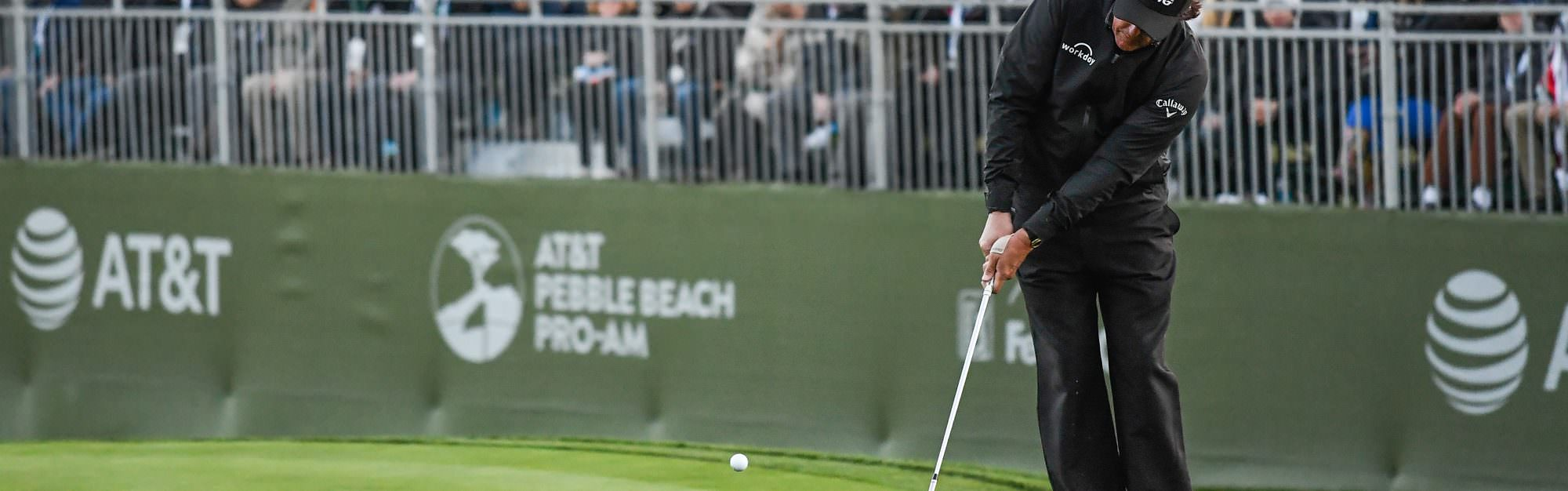 Try this tip from Phil next time you need to chip out of rough