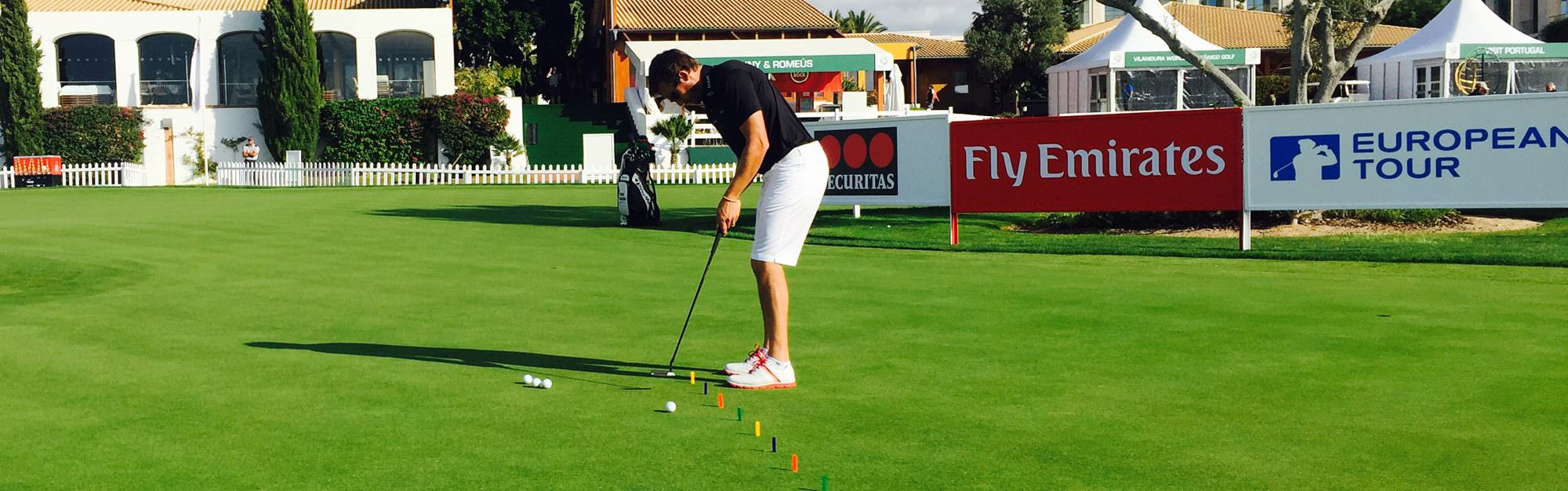 Improve your putting with this simple pressure drill