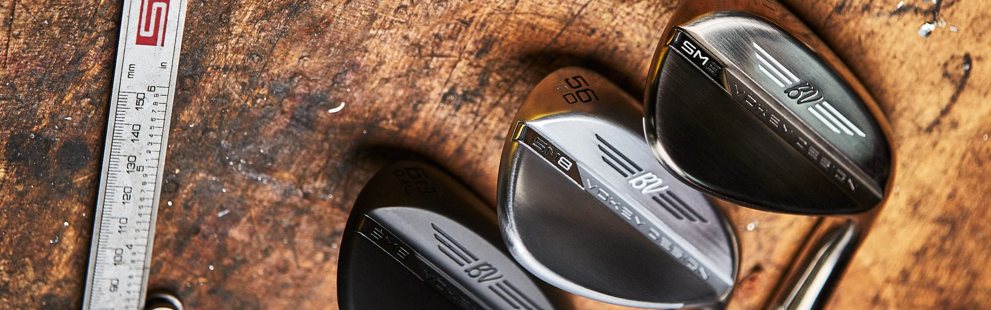 Better 8 than never: Say hello to the latest Vokey wedges