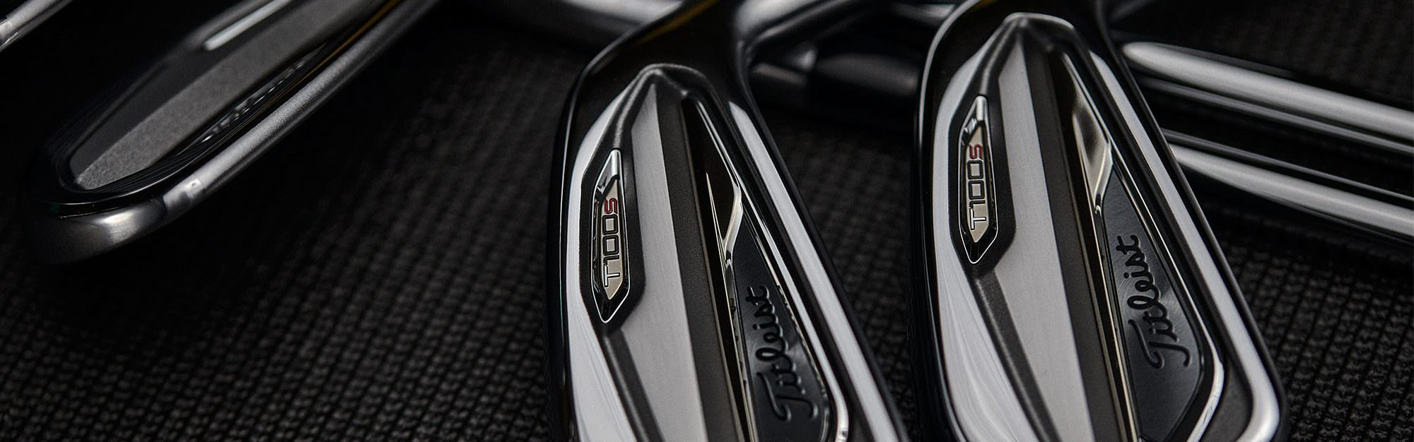 Like the Titleist T100 irons but want a bit more oomph? The T100S is just for you
