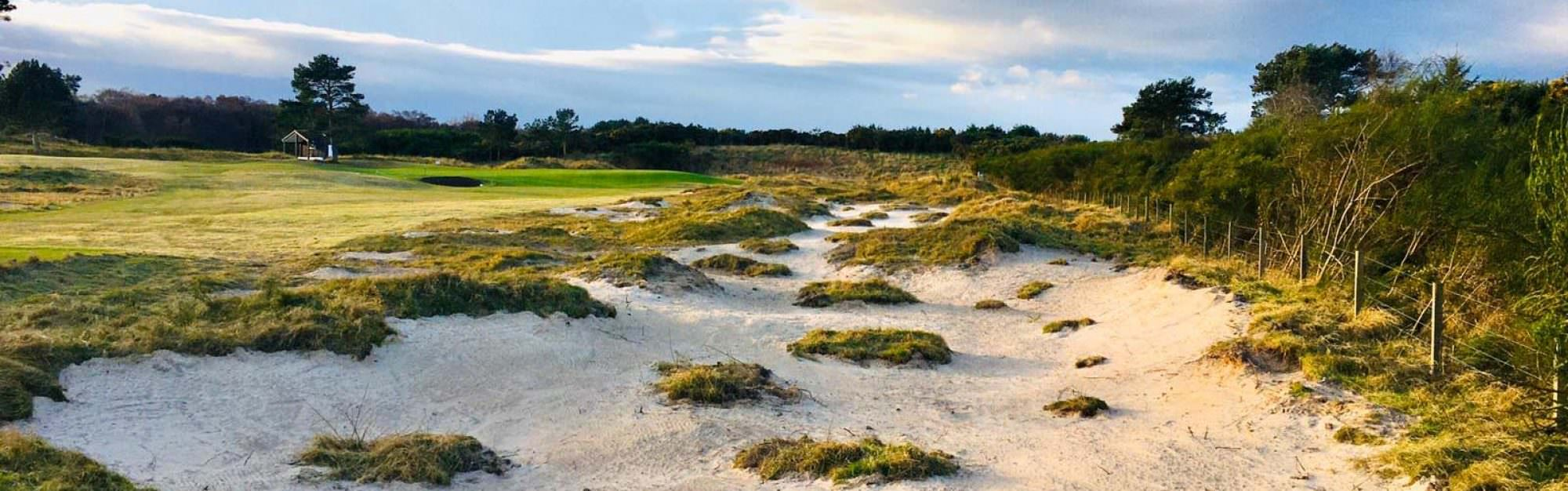 The spectacular transformation of Nairn Dunbar – and just in time for the Amateur