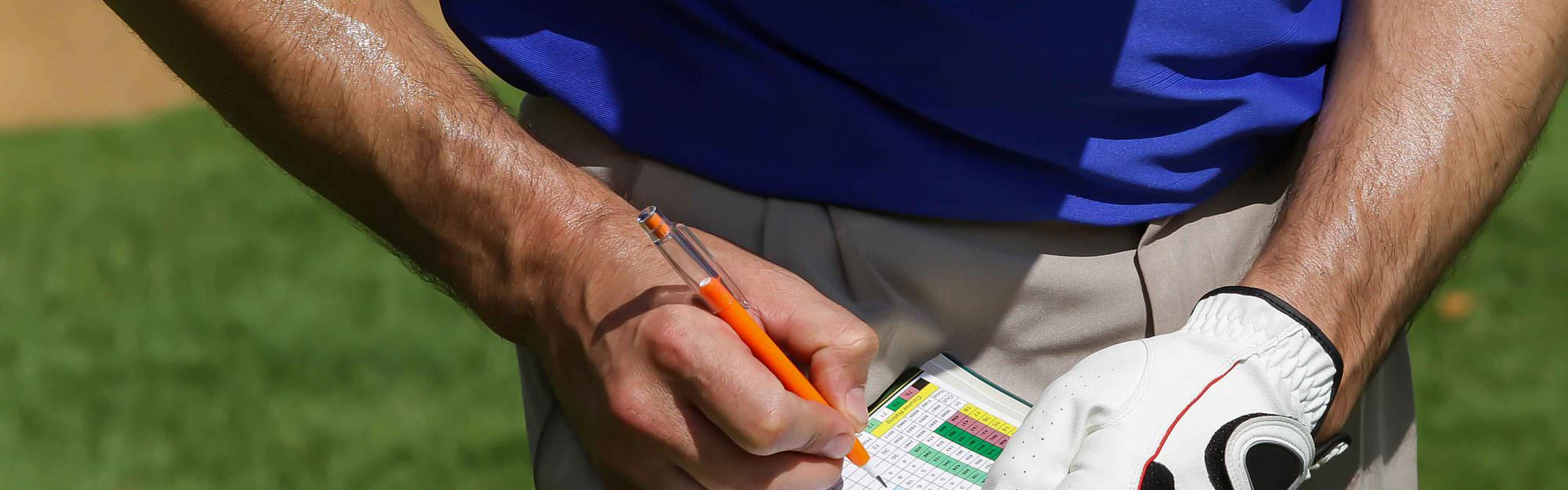 Thinking of not handing in your scorecard? You could lose your handicap