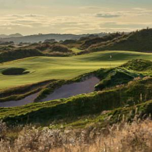 The five Scottish courses I most want to play for the first time