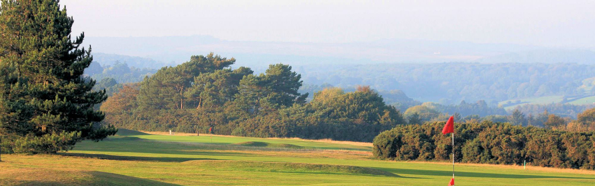 East Devon: A clifftop paradise with 'one of the best views in golf'