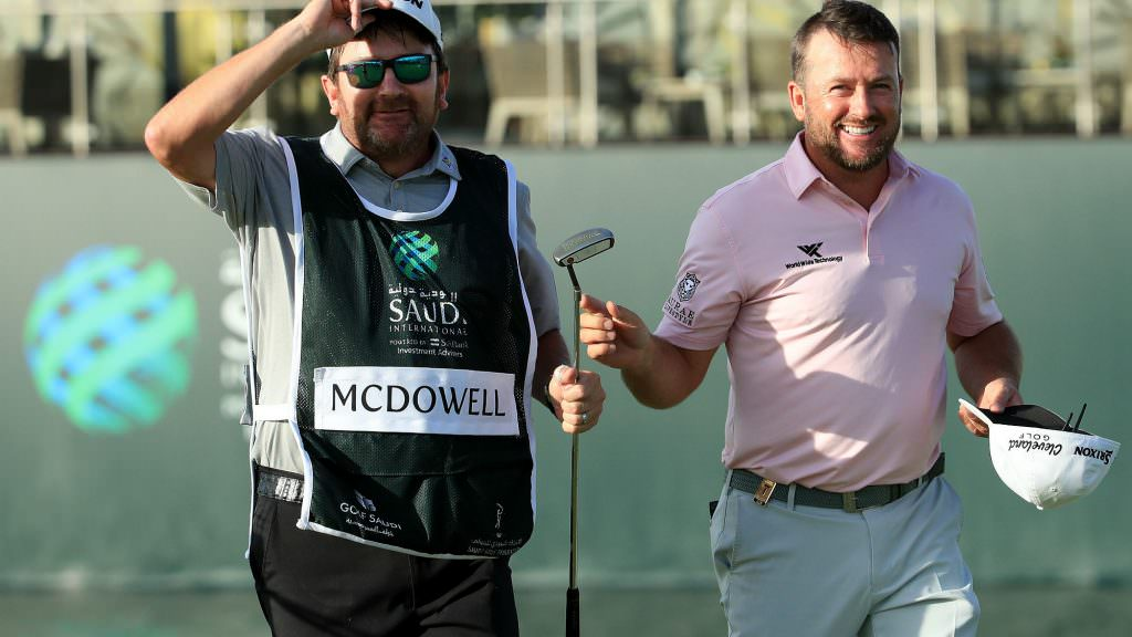 Ten years since his US Open win – how has McDowell's equipment changed?