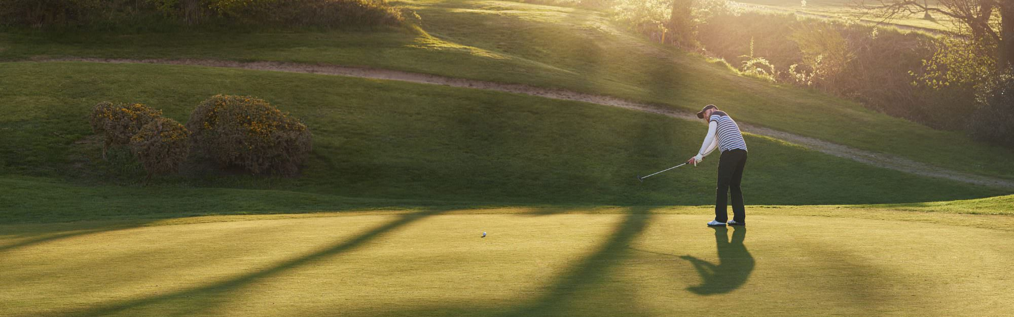 Should these petitioners be able to walk all over YOUR golf course?