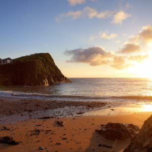 Devon: A hoard of glorious beaches, coves, and top courses