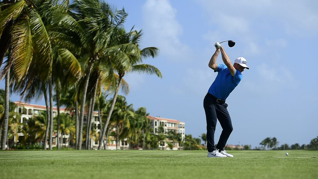 Why does Hovland do that 'double pump' swing – and could it improve your driving?